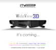 New Generation of Video Glasses by iTVGoggles Offer True 3D Experience...